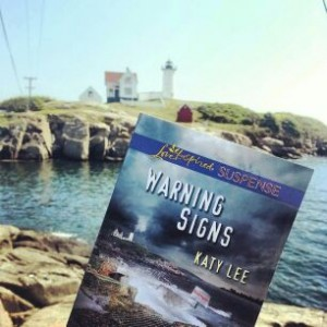 Nubble Lighthouse, Maine (Also the SAME lighthouse that is on the cover of Warning Signs)